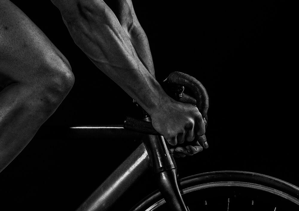 Lesiones en el ciclismo
